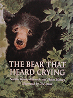 About Natalie's book - The Bear Who Heard Crying