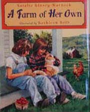 "Natalie's book ""A Farm of Her Own"""