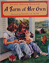 link to more about Natalie's book - A Farm of Her Own