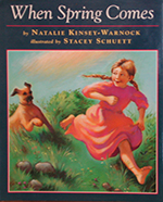 About Natalie's book - When Spring Comes